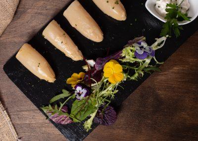 Aspárago real | Restaurante Centdinou 119 Platja d'Aro