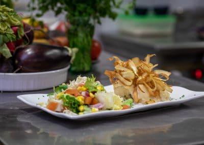 Bacalao | Restaurante Centdinou 119 Platja d'Aro