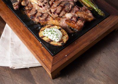 Carne a la parrilla | Restaurante Centdinou 119 Platja d'Aro